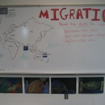 Waynesville, OH migration mapping