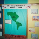 Each classroom chose a migrating animal to study