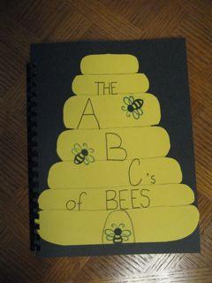 insect abc book activity, Hamilton