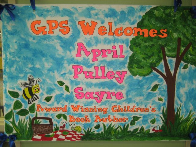 Gilbert Primary Welcome