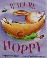 April Sayre's Book If You're Hoppy