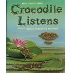 April Sayre's Book Crocodile Listens