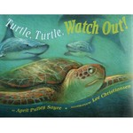 April Sayre's Book Turtle, Turtle, Watch Out! — Old Edition