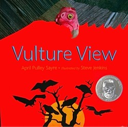 April Sayre's Book Vulture View